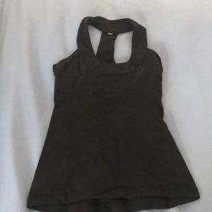 Lulu Lemon black top